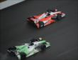 Juan Pablo Montoya and Sebastien Bourdais at IMS -- Photo by: Walter Kuhn