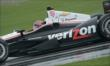 Will Power during qualifications -- Photo by: Walter Kuhn