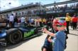 Fans in Gasoline Alley -- Photo by: Chris Jones