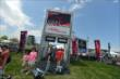 The entrance to IndyCar Fan Village -- Photo by: Chris Owens