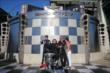 Simon Pagenaud in Victory Circle -- Photo by: Chris Jones