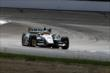Mike Conway at IMS -- Photo by: Daniel Incandela