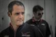 Teammates Juan Pablo Montoya with Will Power -- Photo by: Forrest Mellott