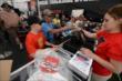 Fans in the Verizon IndyCar Fan Village -- Photo by: John Cote