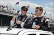 Simon Pagenaud and Will Power at IMS -- Photo by: Jim Haines