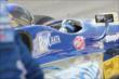 Marco Andretti -- Photo by: Joe Skibinski