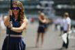 Indy Girls on the grid at IMS -- Photo by: Shawn Gritzmacher