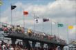 A great crowd on hand at the Indianapolis Motor Speedway -- Photo by: Chris Owens