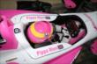 Pippa Mann in her car -- Photo by: Chris Jones