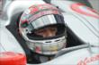 Tony Kanaan in the cockpit -- Photo by: Chris Owens