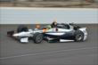 Alex Tagliani on track -- Photo by: Chris Owens