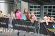 Young fans enjoying practice at IMS -- Photo by: Jim Haines