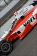 Juan Pablo Montoya heads out for practice -- Photo by: Jim Haines