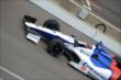 Mikhail Aleshin heads out for practice -- Photo by: Jim Haines