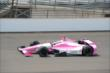 Pippa Mann at IMS -- Photo by: Jim Haines