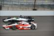 Juan Montoya and Sebastien Bourdais at IMS -- Photo by: Jim Haines
