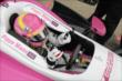 Pippa Mann in her car -- Photo by: Joe Skibinski