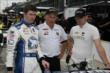 JR Hildebrand and Ed Carpenter -- Photo by: Joe Skibinski