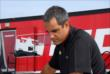 Juan Pablo Montoya at IMS -- Photo by: Mike Young