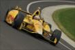 Ryan Hunter-Reay -- Photo by: Dan Boyd