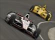 Will Power and Helio Castroneves -- Photo by: Dan Boyd