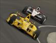 Helio Castroneves and Will Power -- Photo by: Dan Boyd