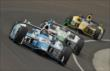 E.J. Viso, Carlos Munoz, and Marco Andretti -- Photo by: Dan Boyd
