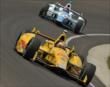 Ryan Hunter-Reay and E.J. Viso -- Photo by: Dan Boyd