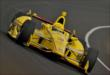 Helio Castroneves -- Photo by: Dan Boyd