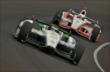 Sebastien Bourdais and Juan Pablo Montoya -- Photo by: Dan Boyd
