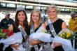 500 Festival Princesses at IMS -- Photo by: Chris Jones