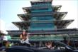 500 Festival Princess at IMS -- Photo by: Chris Jones