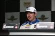 JR Hildebrand in a press conference -- Photo by: Chris Jones