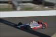 Tony Kanaan at IMS -- Photo by: Chris Owens