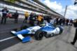 Carlos Huertas in pit lane -- Photo by: Chris Owens
