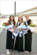 500 Festival Princesses at IMS -- Photo by: Doug Mathews