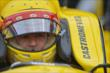 Helio Castroneves -- Photo by: John Cote