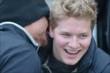 Josef Newgarden speaks with Alex Tagliani -- Photo by: John Cote