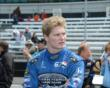 Josef Newgarden at IMS -- Photo by: Jim Haines