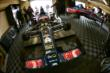 Graham Rahal's Garage -- Photo by: Shawn Gritzmacher