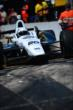 Ed Carpenter pulls to pit lane after qualifying -- Photo by: Eric Anderson