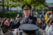 Military Ceremony at IMS -- Photo by: Forrest Mellott
