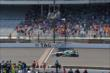 Ed Carpenter wins the pole position -- Photo by: John Cote