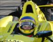 Jacques Villeneuve -- Photo by: Jim Haines