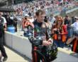 Kurt Busch at IMS -- Photo by: Jim Haines