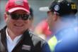 Chip Ganassi speaks with Sage Karam -- Photo by: Shawn Gritzmacher