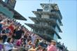 Fans at IMS on Carb Day -- Photo by: Chris Owens