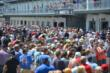 Fans at IMS -- Photo by: Dana Garrett