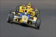 Marco Andretti on track -- Photo by: John Cote