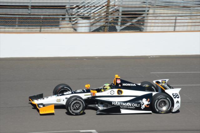 IndyCar Series / Brett Kelley